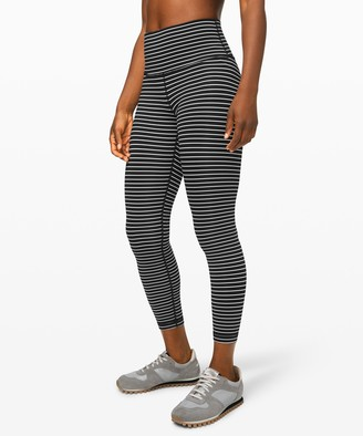 Lululemon Wunder Under High-Rise 7/8 Tight *Luxtreme 25""