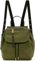 Marc Jacobs Green Trooper Backpack