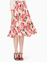 Kate Spade Rosa pleated skirt