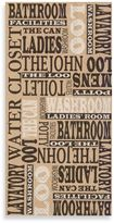 Bed Bath & Beyond Loo 16-Count Paper Guest Towels