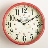 Cost Plus World Market Daphne Kitchen Clock