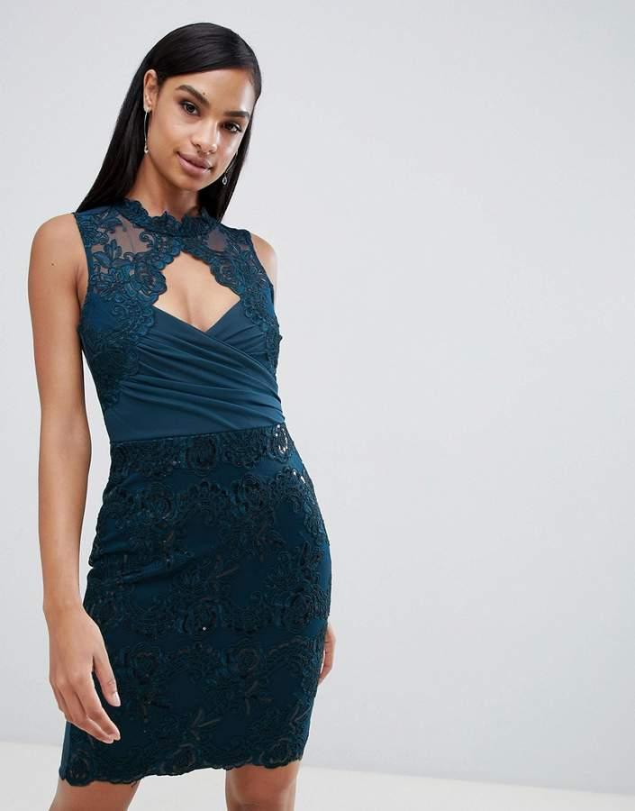 c8dcac38 Lipsy Sequin Dress - ShopStyle UK