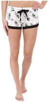 PJ Salvage Queen Bee PJ Shorts