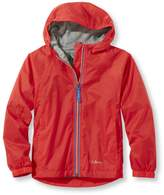 L.L. Bean Kids' Discovery Rain Jacket, Lined
