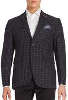 Original Penguin Tweed Two-Button Jacket