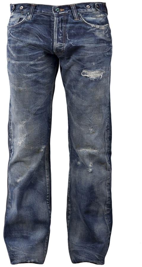 PRPS Japan Limited edition barracuda jean