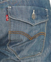 Levi's 514 Straight-Fit Welder Jeans, Sail-Wash