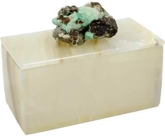 Mapleton Drive Onyx Pyrite Box