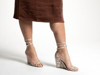 Jlo Jennifer Lopez Bannah Wedge Sandal