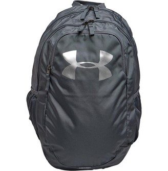 Under Armour Scrimmage 2.0 Backpack Pitch Gray/Pitch Gray/Silver