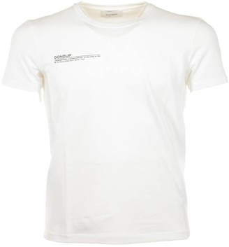 Dondup T-shirts and Polos White