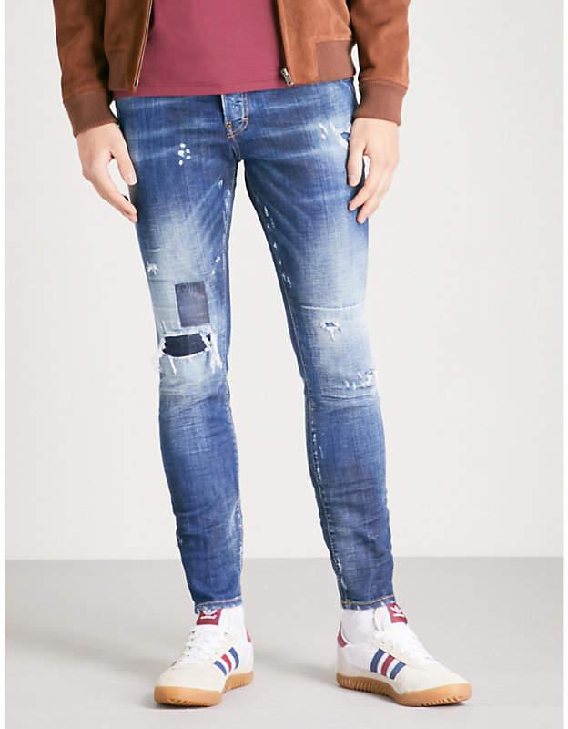 DSQUARED2 Skater slim-fit skinny jeans