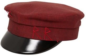 Ruslan Baginskiy BAKER BOY COTTON CAP