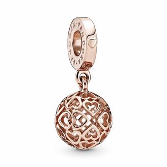 Pandora Women Silver Bead Charm - 787255