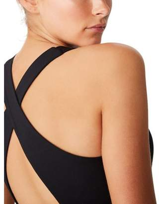 Cotton On Women's Active Workout Cut Out Sports Bra