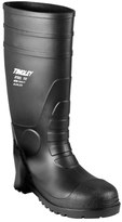 "Tingley Men's 15"" Economy PVC Boot Steel Toe"
