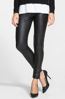 Lysse Women's Faux Leather Leggings