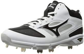 Mizuno Men's Dominant IC MID Baseball Shoe