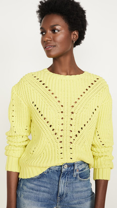Generation Love Nadia Perf Sweater