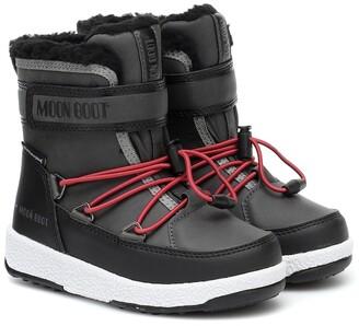 MOON BOOT KIDS Boy Boot WP snow boots