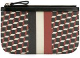 Pierre Hardy 'Cubes Stripe' clutch