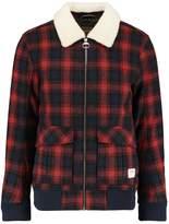Tom Tailor Light jacket indian red