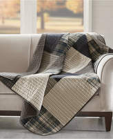 """Woolrich Winter Hills 50"""" x 70"""" Quilted Throw"""