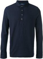 Polo Ralph Lauren longsleeved polo shirt - men - Cotton - S