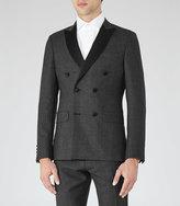 Reiss Marquee B Wool Tuxedo Blazer