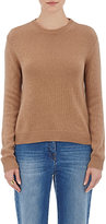 Valentino Women's Studded Cashmere Sweater-TAN