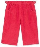 Petit Bateau Baby girl velours pants