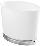 InterDesign York Oval Waste Can