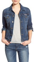 Hudson Women's 'The Signature' Denim Jacket