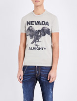 DSQUARED2 Nevada Almighty cotton-jersey t-shirt