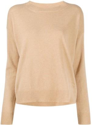 Twin-Set Crew-Neck Sweater
