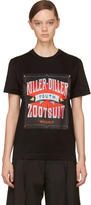 Juun.J Black Killer-Diller New Era Edition T-Shirt