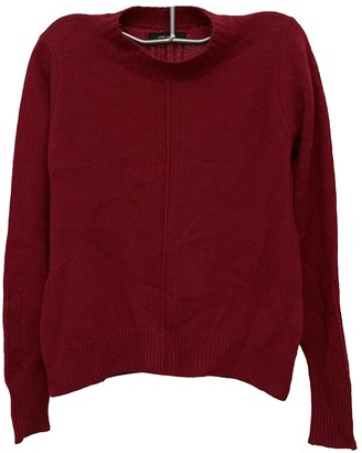 Isabel Marant Burgundy Cashmere Knitwear for Women