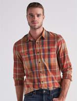 Lucky Brand Madras Workwear Shirt