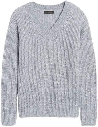 Banana Republic JAPAN EXCLUSIVE Oversized Merino-Blend Sweater