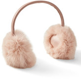 Banana Republic Faux Fur Earmuffs