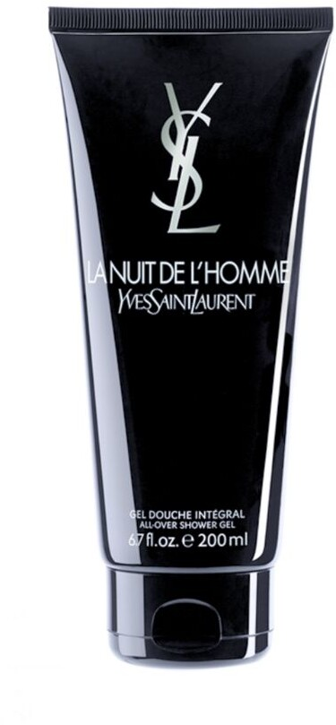 Thumbnail for your product : Saint Laurent La Nuit de L'Homme Shower Gel (200ml)