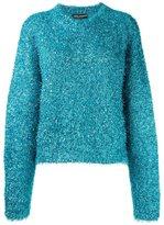 Dolce & Gabbana fluffy jumper