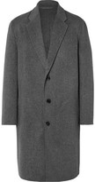 Acne Studios Charles Wool And Cashmere-blend Overcoat - Gray