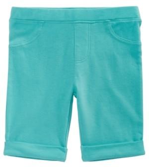Epic Threads Little Girls Solid Bermuda Short