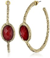 Amrita Singh Hamptons Dune Hoop Earrings