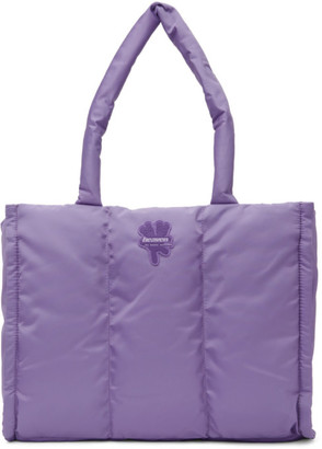 Marc Jacobs Purple Heaven By Logo Tote