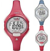 Timex Women's Ironman Essential 10 Lap Timer Recall | Resin Strap | Sports Watch