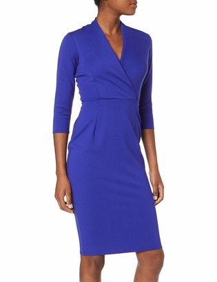 Closet London Women's Closet Wrap Pencil Skirt Dress Party