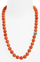 Simon Sebbag Women's Stone Beaded Necklace