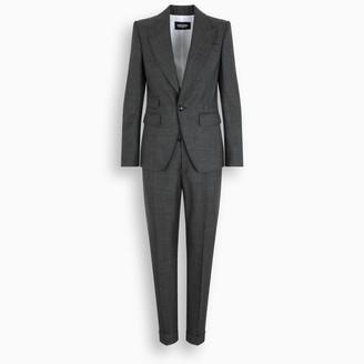 DSQUARED2 Grey slim-fit suit